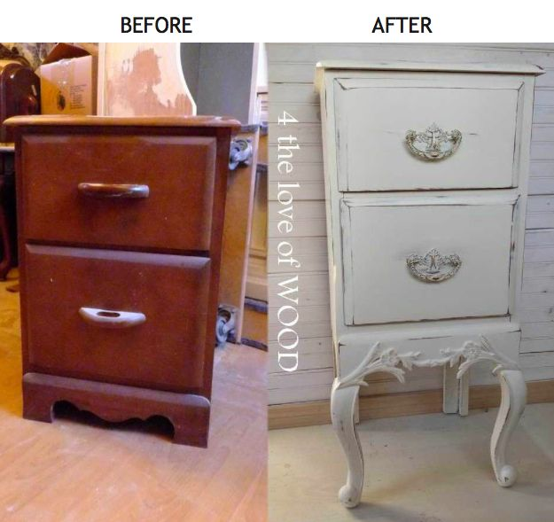 Like this:   19 Furniture Makeovers That Prove Legs Can Change Everything