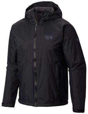 A durable rainshell that'll keep you warm and dry on and off the trail. Whether you're waiting for the bus to work, walking to class, or heading out for a weekend hike, the Finder has you covered. It has waterproof, breathable Dry.Q™ Core technology to keep you dry and comfortable inside and out.