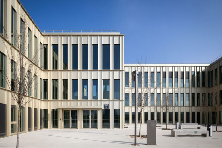 David Chipperfield Architects  hec school of management.
