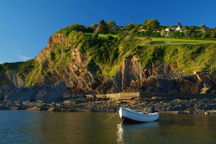 Combe Martin, NorthDevon  #NorthDevon #NDevon #Devon #Boat