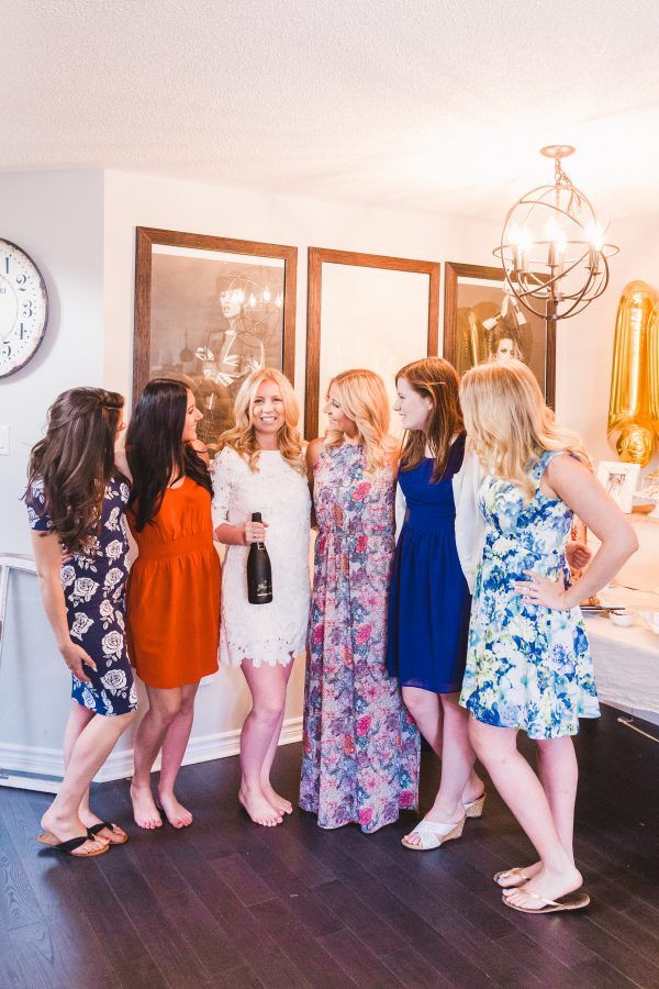 A Rustic Chic Bridal Shower for Jamie