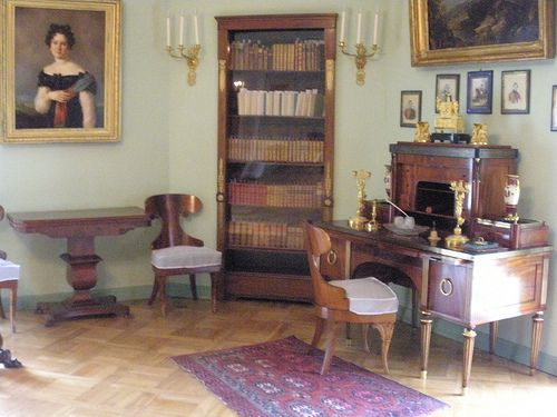 Pavlovsk Palace : Russian Interiors - Chairs
