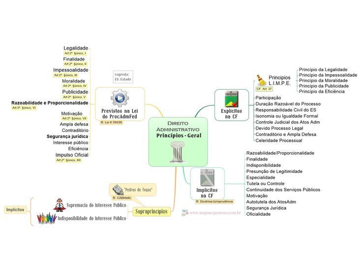 Principios do Dirieto Administrativo  - Visão Geral