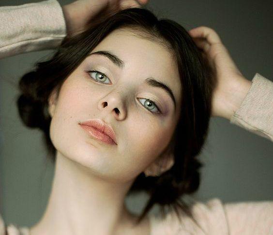 1000 ideas about black hair green eyes on pinterest