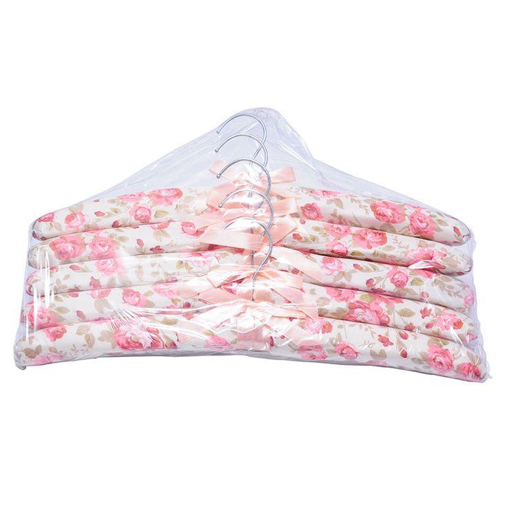 5pcs/lot Soft  Cloth Hangers for Clothes 38cm 15in Wood Hanger for Suit Coat Wedding Dress Scarf Hanger Wardrobe Fur Coat