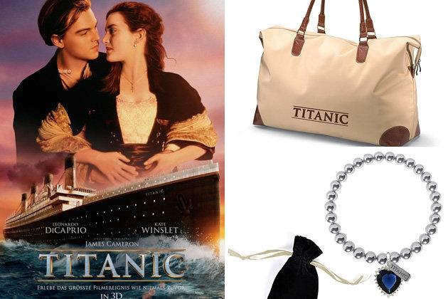 """Einer der erfolgreichsten Filme aller Zeiten und die wohl tragischste Liebesgeschichte der Kinogeschichte kehrt am Donnerstag, 5. April 2012, zurück auf die große Leinwand. James Camerons """"Titanic"""" kommt 15 Jahre nach Kinostart zurück in die Kinosäle. Diesmal sogar in 3D. Bis zu 13 Mal sahen Fans den Film 1997 und die Begeisterung scheint bis heute nicht nachzulassen.  Pünktlich zum Kinostart von """"Titanic in 3D"""" verlost Yahoo! Kino fünf tolle Fanpakete zum Film. Darin enthalten: Zwei…"""