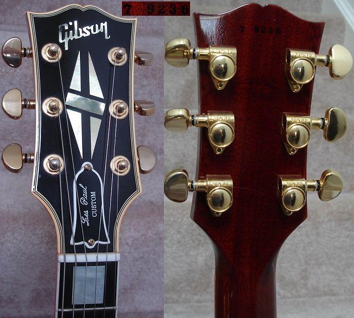 Pin De John Munson Em Guitar Headstocks