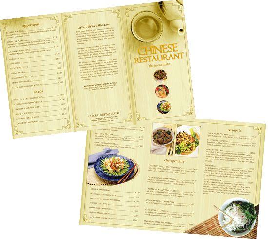 21 best Restaurant: Menu Design images on Pinterest ...