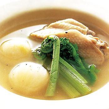 山菜のポトフ | 河合真理さんのシチューの料理レシピ | プロの簡単料理レシピはレタスクラブネット