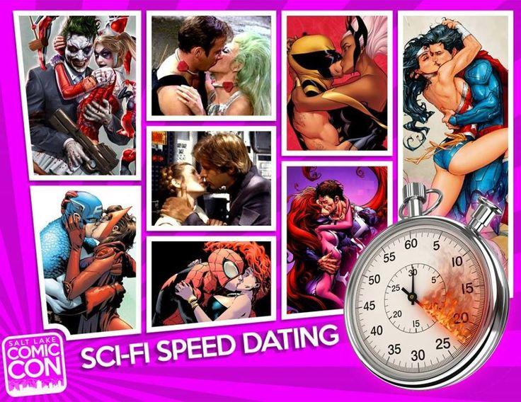 Speed dating slc