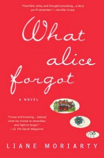 What Alice Forgot - 31 Days of Great Books - Book 28