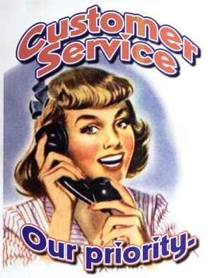 Great Customer Service!