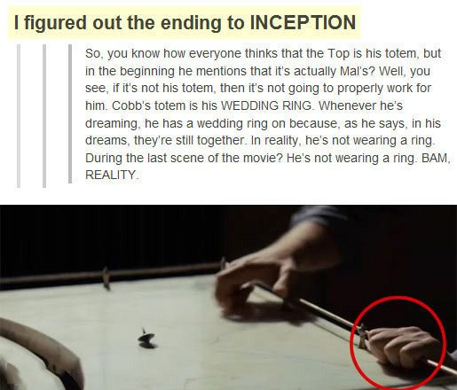 Inception's Mind-Blowing Realization…