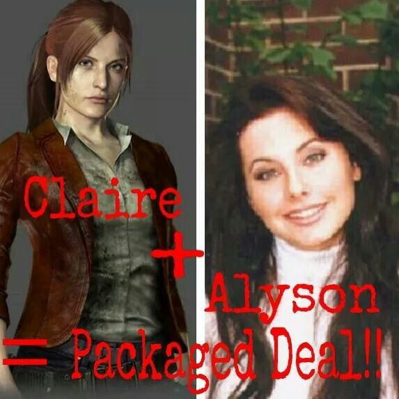 To support and to show love for Alyson Court,  Please sign and then share this petition! Lets make CAPCOM see what is necessary!  (They don't want to bring here back because they want to go a cheaper route.) And thats crappy! They have the money!!!!!  #AlysonCourtRE2Remake #Capcom #AlysonCourt #ResidentEvil #ClaireRedfield…