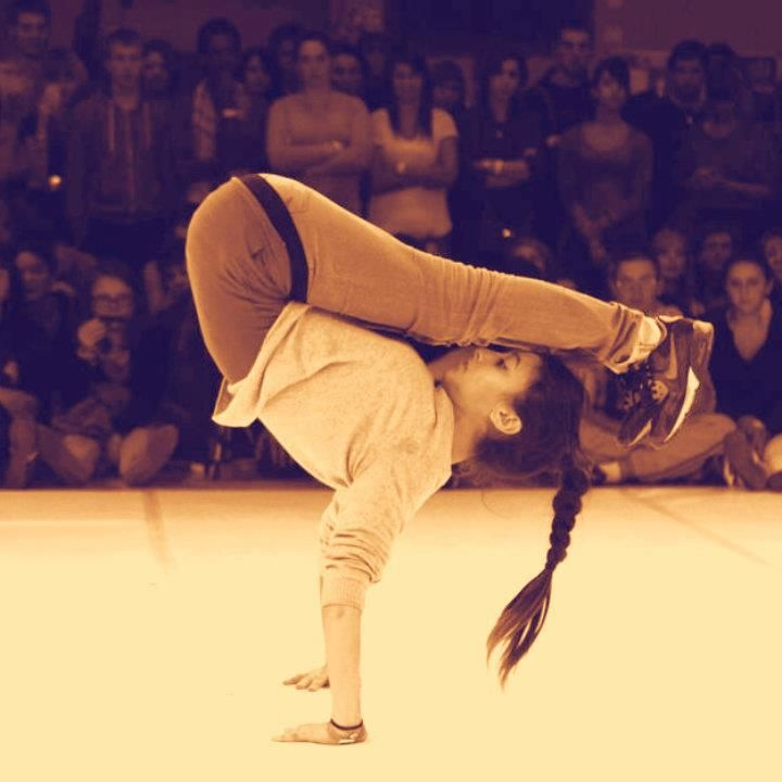 BGirl... - invert freeze