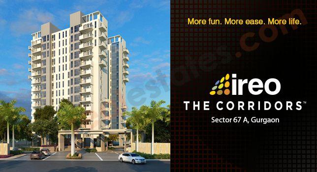 IREO The Corridors Sector 67A Gurgaon #ireocorridors #ireothecorridorssector67A