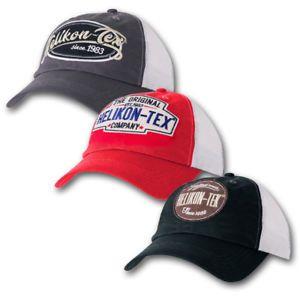 a2cffefef6a3f  18.30 HELIKON TRUCKER LOGO BASEBALL STYLE CAP ADJUSTABLE HAT RETRO ...