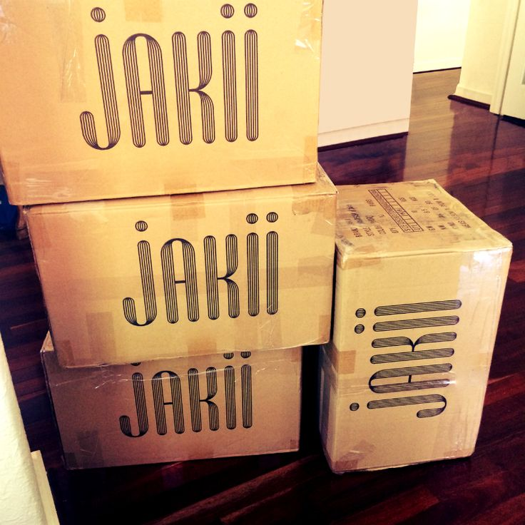 Boxes of #JakiiShoes ready for their red carpet debut. :) #JakiiGoesToTheOSCARS