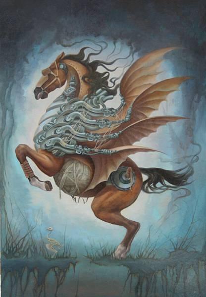 horse_with_bird