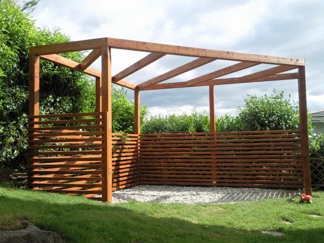 the 25 best ideas about pergola holz on pinterest. Black Bedroom Furniture Sets. Home Design Ideas