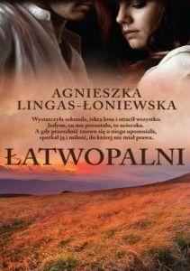 """Przedpremierowa recenzja książki """"Łatwoplani"""" w """"wykonaniu"""" blogerki asymaka.blogspot.com"""
