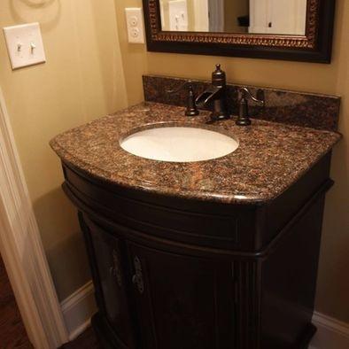 Best Small Half Bath Images On Pinterest Bathroom Ideas Room