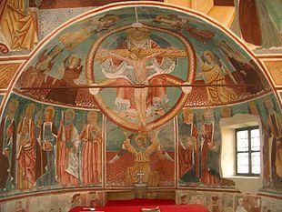Chiesa della Santissima Trinità (Momo) -Novara-Piemonte- Wikipedia