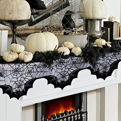 Die besten 25+ Halloween kamin Ideen auf Pinterest Stilvolle