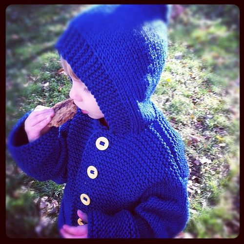 Ravelry: Project Gallery for Phoebe's Sweater pattern by Joanna Johnson