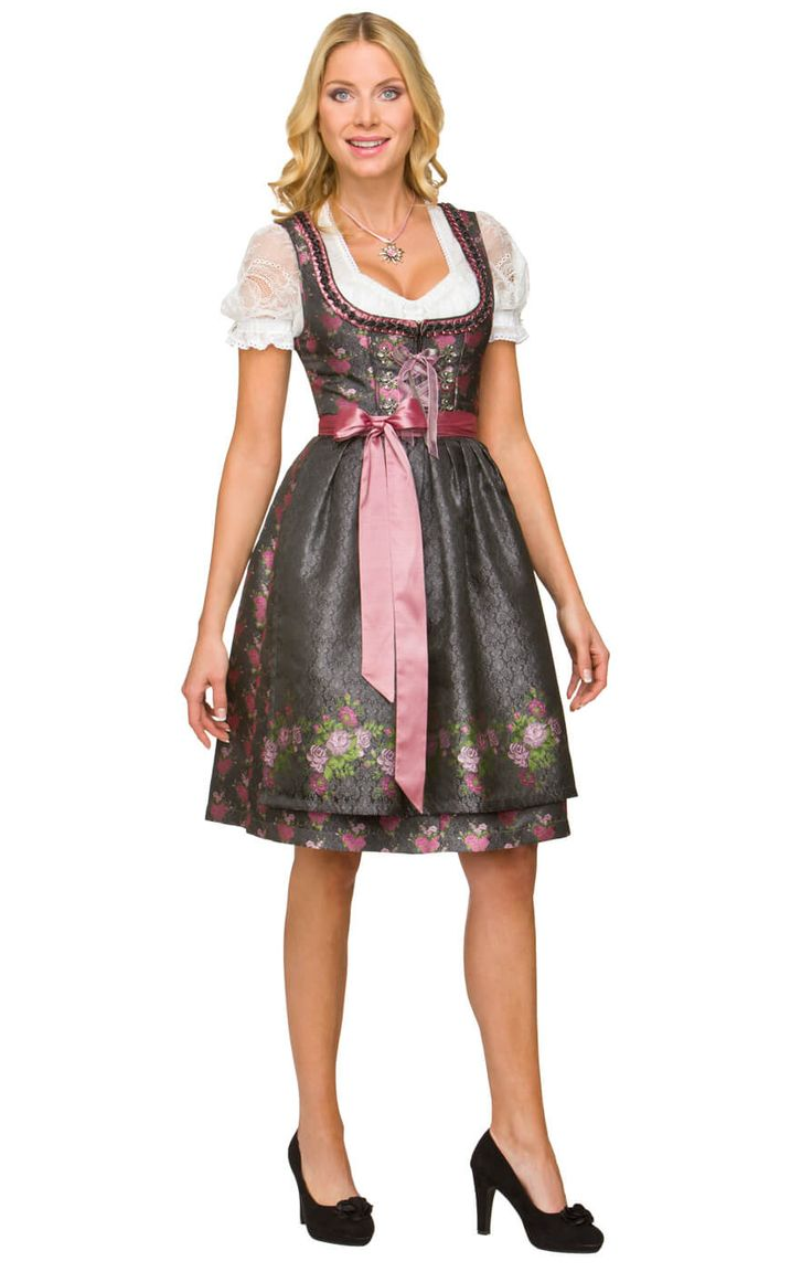Mididirndl 2pcs. Denise powder Holy Couture 60 cm