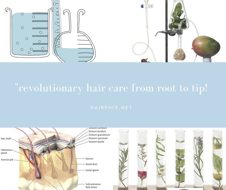 Revolutionary hair care!