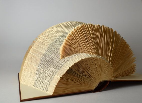 Big Book Sculpture Isabell Allende Daughter of by PaperStatement, €70.00