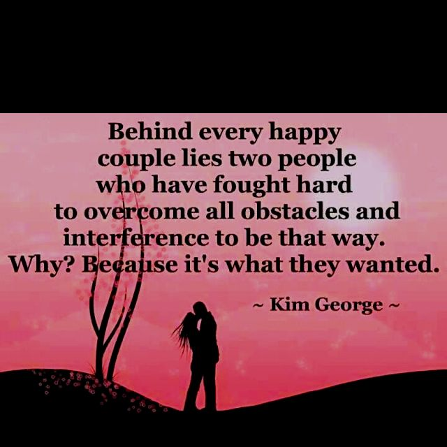Behind Every Happy Couple Lies 2 People Who Fought Hard To