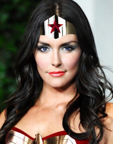 Taylor Cole As Wonder Woman Wonder Woman Pinterest