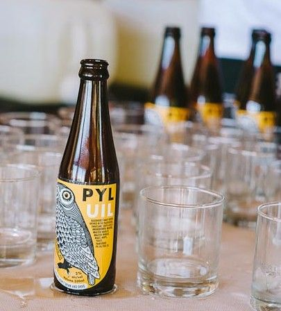 To keep busy during the months when the wine, well, makes itself and we just do the occational pump over or marketing trip... we have started to make beer. Our first offer is the Pyl Uil (which, wh...