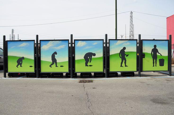 WASP CREW Urban art Field – Mani Sporche  