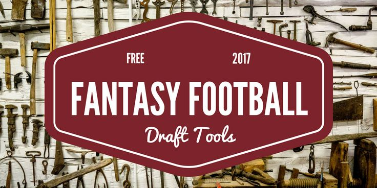 Free Fantasy Football draft tools make your Fantasy life easier. There are so many great Fantasy Football sites out there, whether they are just straight content sites, tools or apps, sometimes it'…