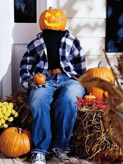Halloween Porch Décor Ideas | DigsDigs