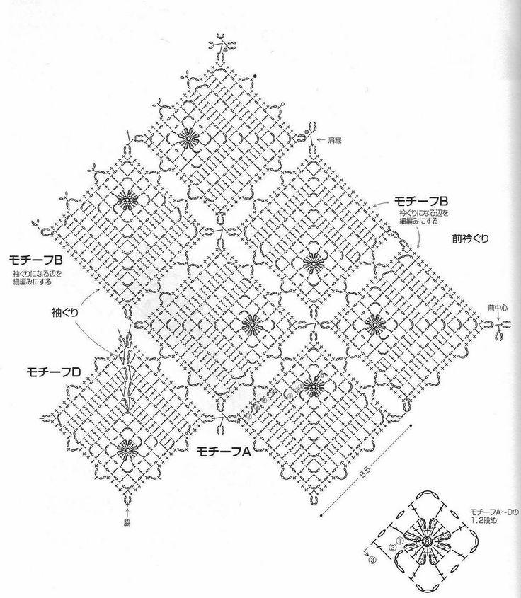 107 best crochet japones images on Pinterest | Livros, Patrones de ...