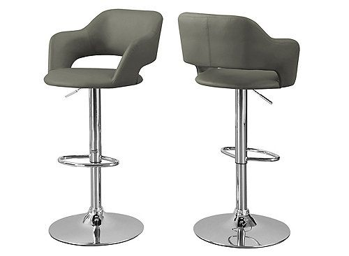 Andes Adjustable Bar Stool With Images Bar Stools Metal Bar