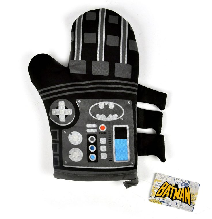 Nerdy Kitchen Accessories: Cute And Fun OVEN MITTS: A Collection Of Other Ideas To