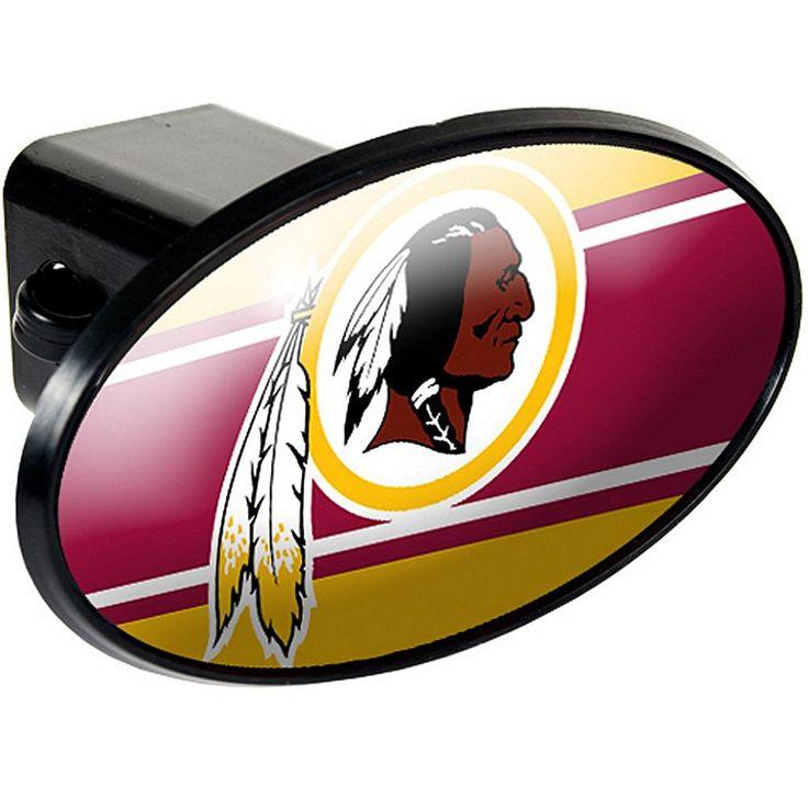 Football Fan Shop Washington Redskins Trailer Hitch Cover