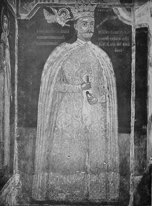 069 - Petru Cercel (1583 - 1585) - Căluiu Monastery