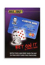 Bet on It Credit Card trick James Ford & Magic Studio 51