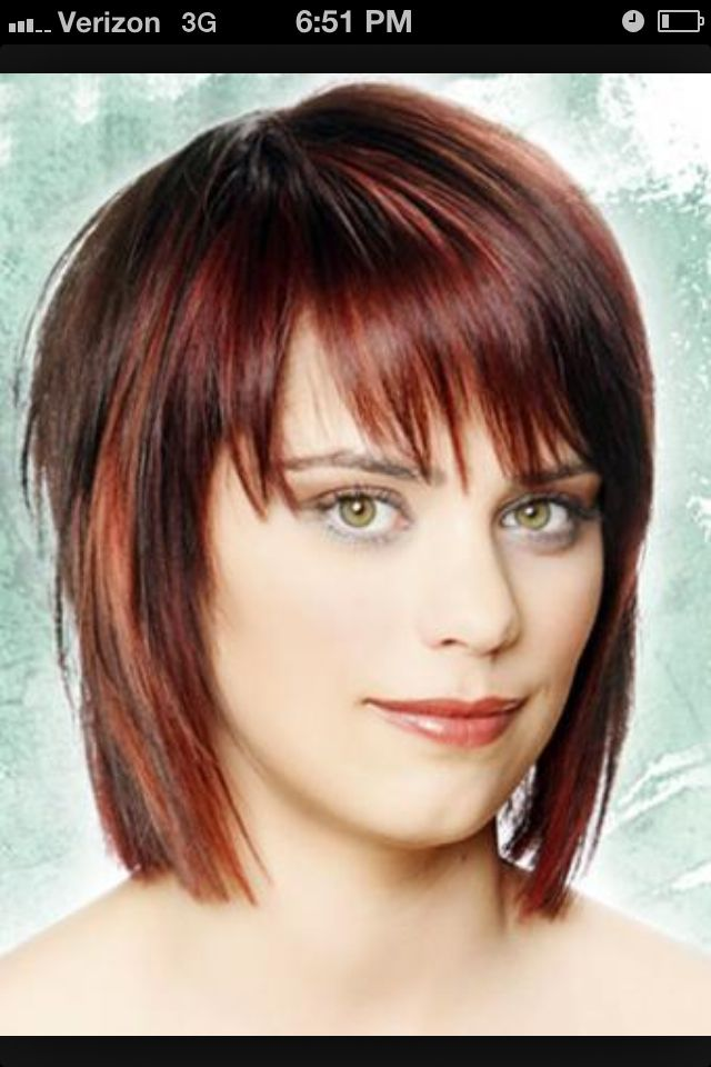 edgy hair styles these choppy bangs hairstyles choppy 9318