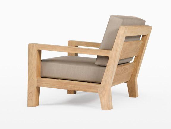 Holly Hunt - Banyan Lounge Chair