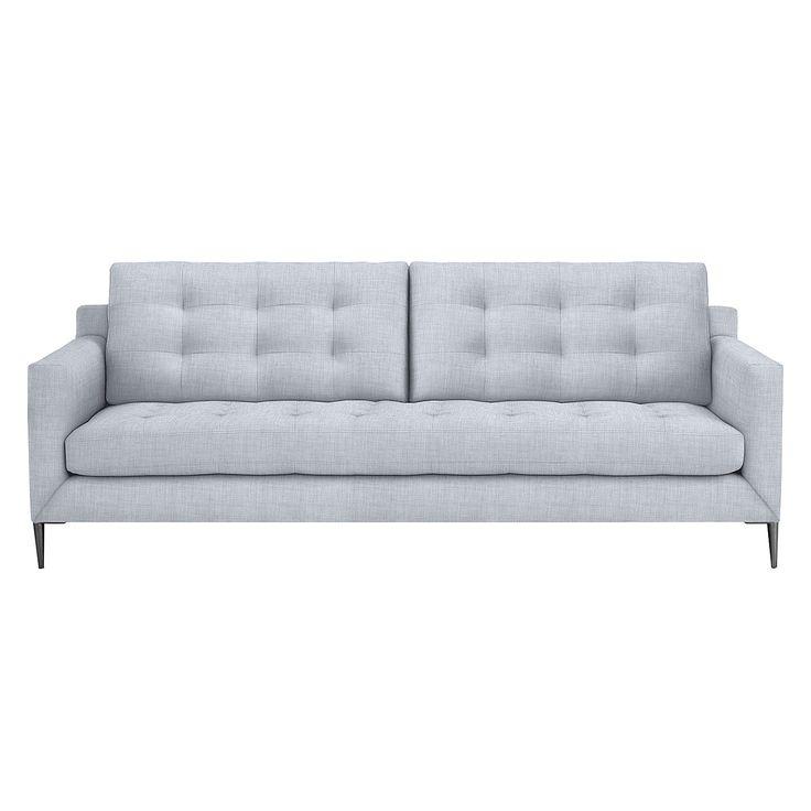 BuyJohn Lewis Draper Large 3 Seater Sofa Online at johnlewis.com
