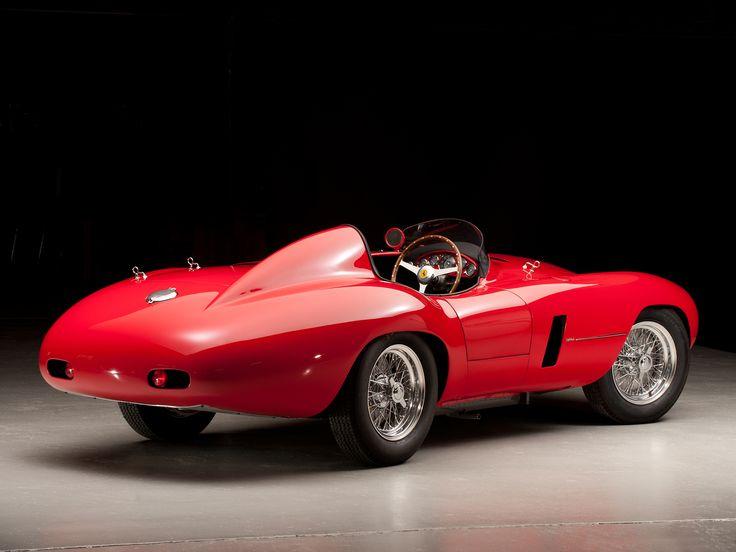 Ferrari 750 Monza Spyder  '1955