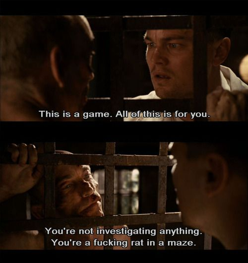 shutter island quotes - Google Search
