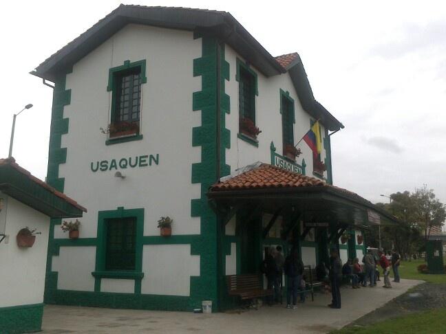 Estacion Tren De La Sabana Usaquen